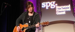 Johnny Rzeznik Performs Live and Unplugged at the W Hotel and We Talk to Him!