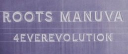 Roots Manuva:  4everevolution