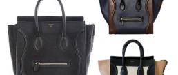 Steal Celebrity-Style with the Celine Luggage Tote