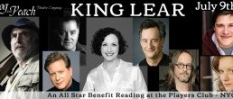 King Lear @ The Players Club, 7/9/12