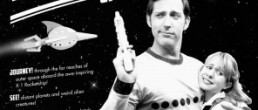 SPACE CAPTAIN: Captain of Space! @ the Kraine Theater until September 15th