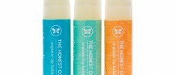 The Honest Company Introduces New Lip Balm Trio