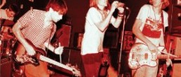 Sonic Youth:  Smart Bar – Chicago 1985