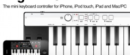 iRig KEYS – Portable MIDI Keyboard