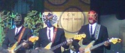Los Straitjackets @ City Winery, 6/11/13