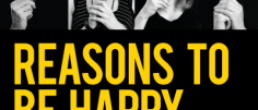 Reasons To Be Happy @ The Lucille Lortel Theatre, 6/18/13
