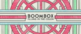 BoomBox: Filling in the  Color