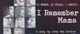 CONTEST: Win a Pair of Tickets to the Play I Remember Mama