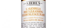 Kiehl's Calendula Deep Cleansing Foaming Wash Cuts through Dirt and Oil Naturally