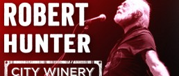 CONTEST: Win a Pair of Tickets to see Robert Hunter @ City Winery