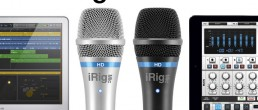 IK Multimedia ups the ante for vocalists with the iRig Mic HD