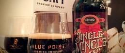 Blue Point Brewing Company: Jingle Mingle Stout and Winter Ale