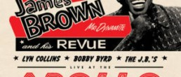 The James Brown Revue: Get Down at the Apollo with the J.B.'s