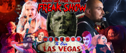 THE SEX FILES: LA's Freak Show Begins weekly Vegas Residency
