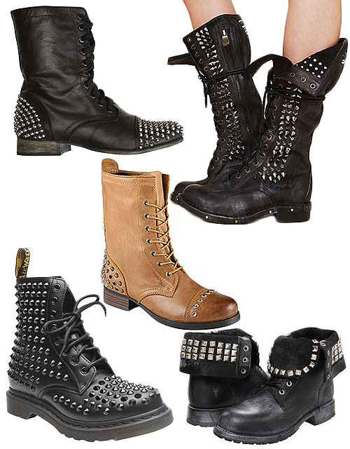 Studded combat