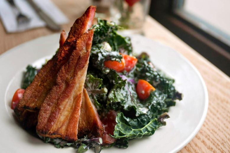 Sweet Chick Kale BLT
