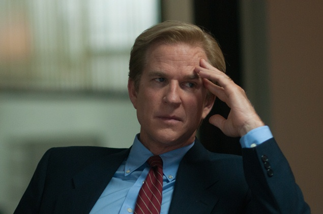 Matthew Modine as John Sculley in JOBS, opening August 16, 2013. Photo Credit: Glen Wilson/ Distributor: Open Road Films