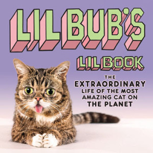 Lil Bub Book Cover