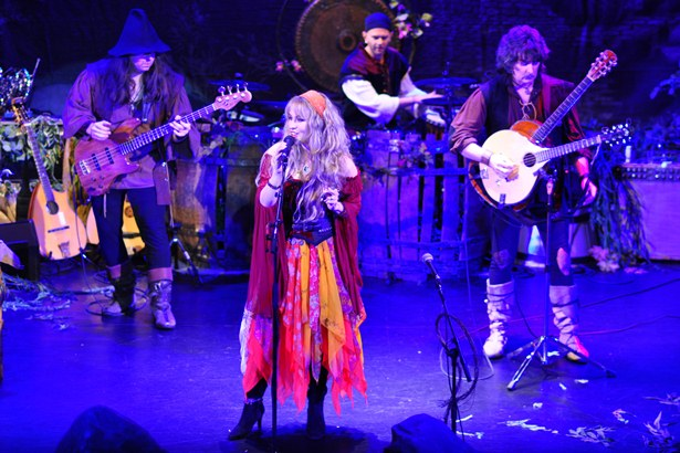 Blackmore's Night live