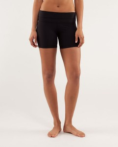 Lulu Lemon Groove Short