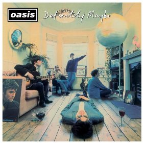Oasis: Definitely Maybe - Remastered Deluxe Edition