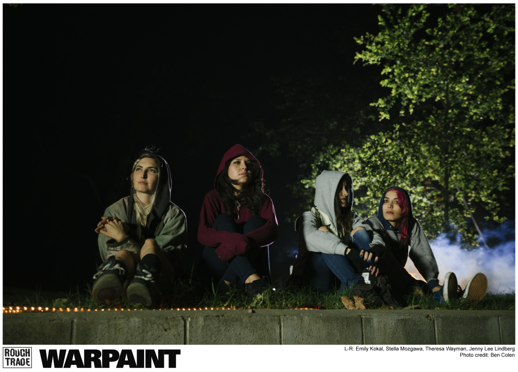 Warpaint Discusses Making their new Self-Titled Album