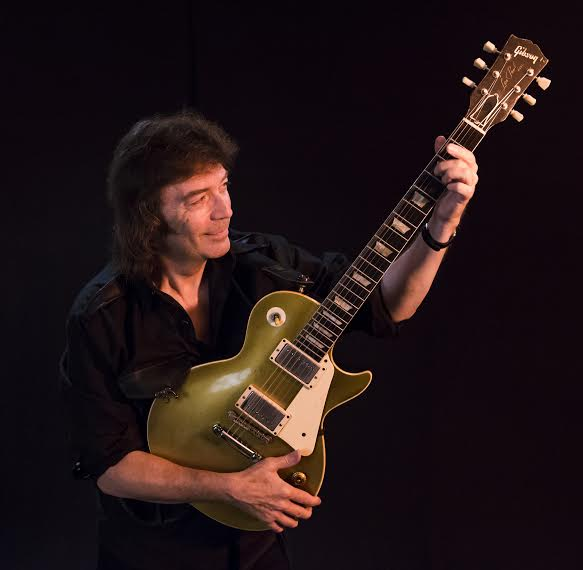 Steve Hackett: Genesis Extended 2014 World Tour @ Town Hall, NYC 11/14/2014
