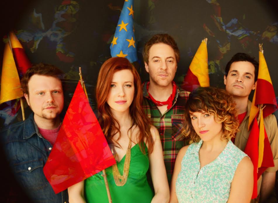 CONTEST: Win a pair of tickets to see Fireships @ The Living Room, 6/24/15