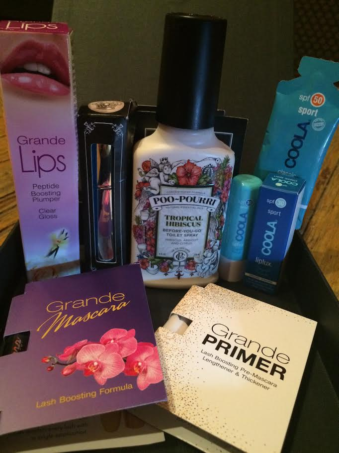 My Favorite Freebies from Jill Zarin's Lux Lunch