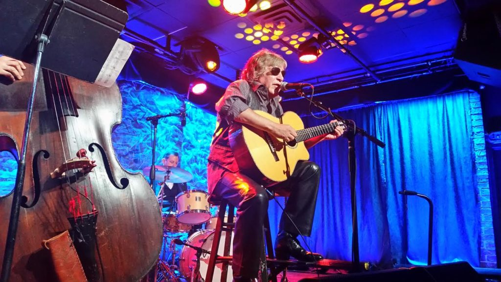 José Feliciano featuring the Les Paul Trio @ The Iridium, May 1st, 2017