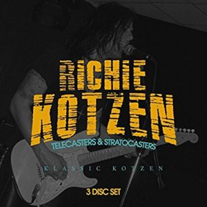 Richie Kotzen: Telecasters and Stratocasters