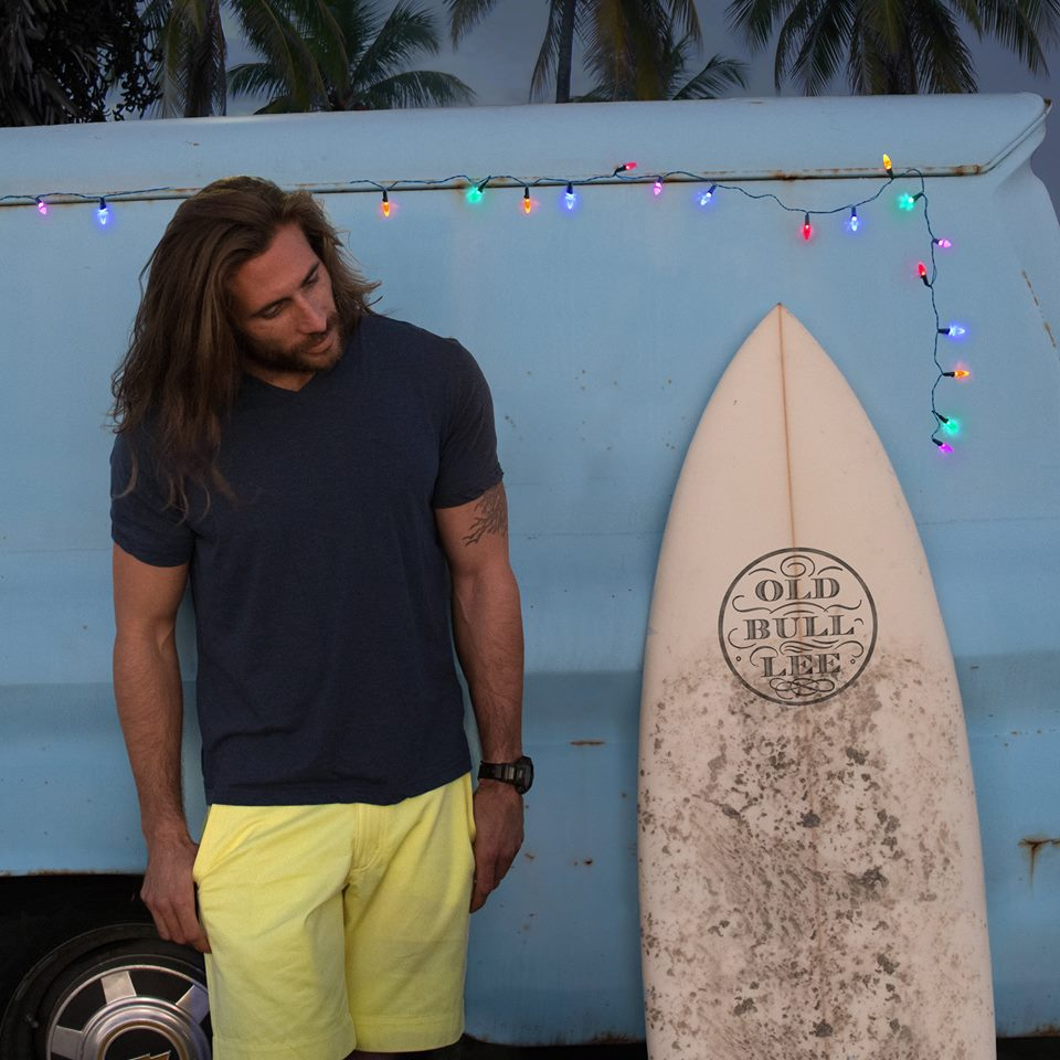 Living the Beach Life: Old Bull Lee Makes Board Shorts and Shorts for City Living