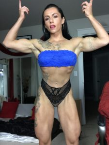 THE SEX FILES: Flexing with Kora Angel